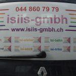 Auto Beschriftung von Swisswrapstyle